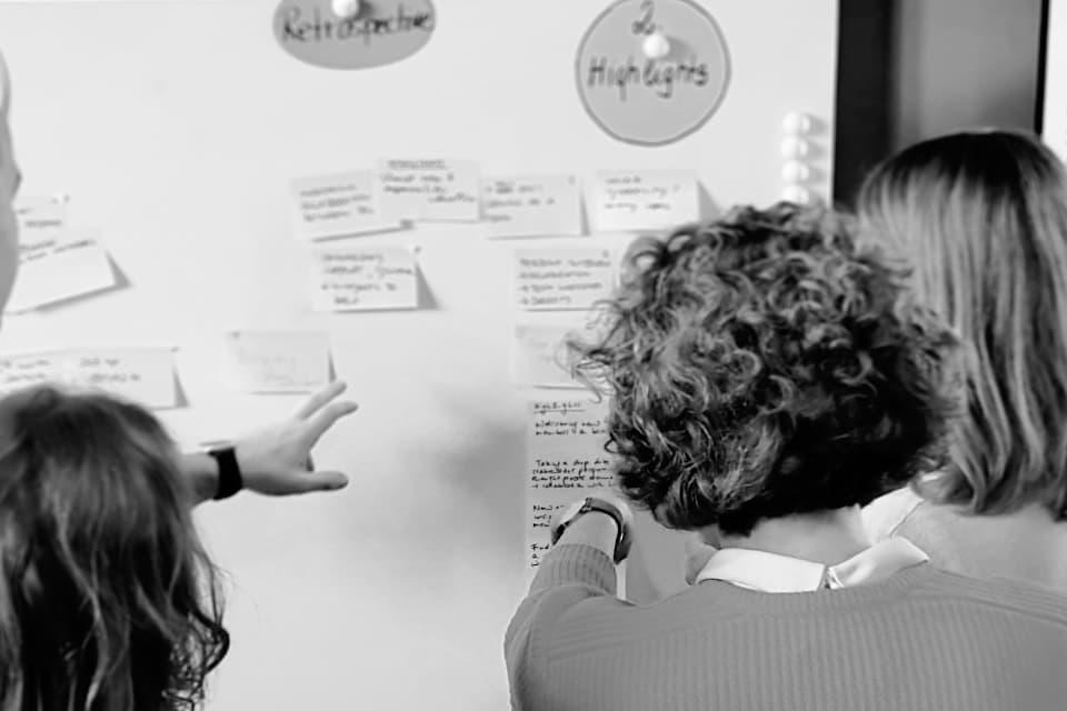 Retrospektive als Teambuilding Tool